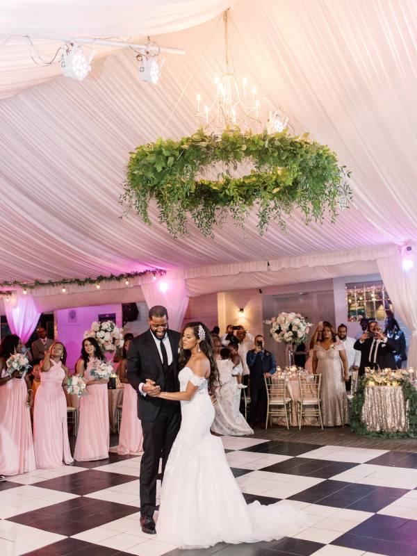 wedding venue outdoors in atlanta