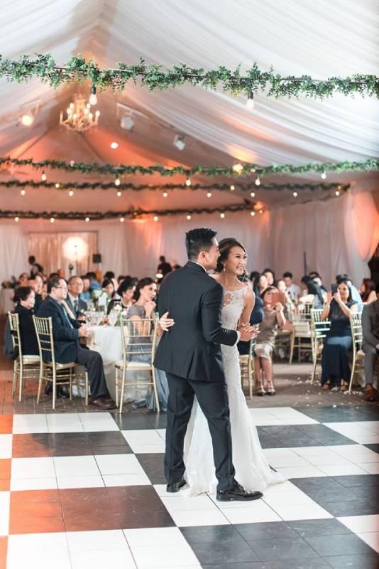 wedding with view atlanta