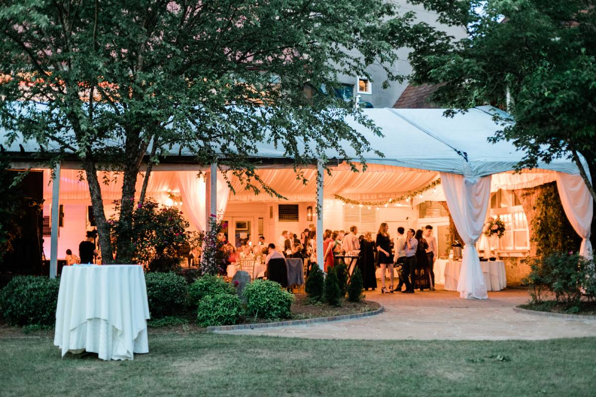 event venue outdoors midtown in atlanta