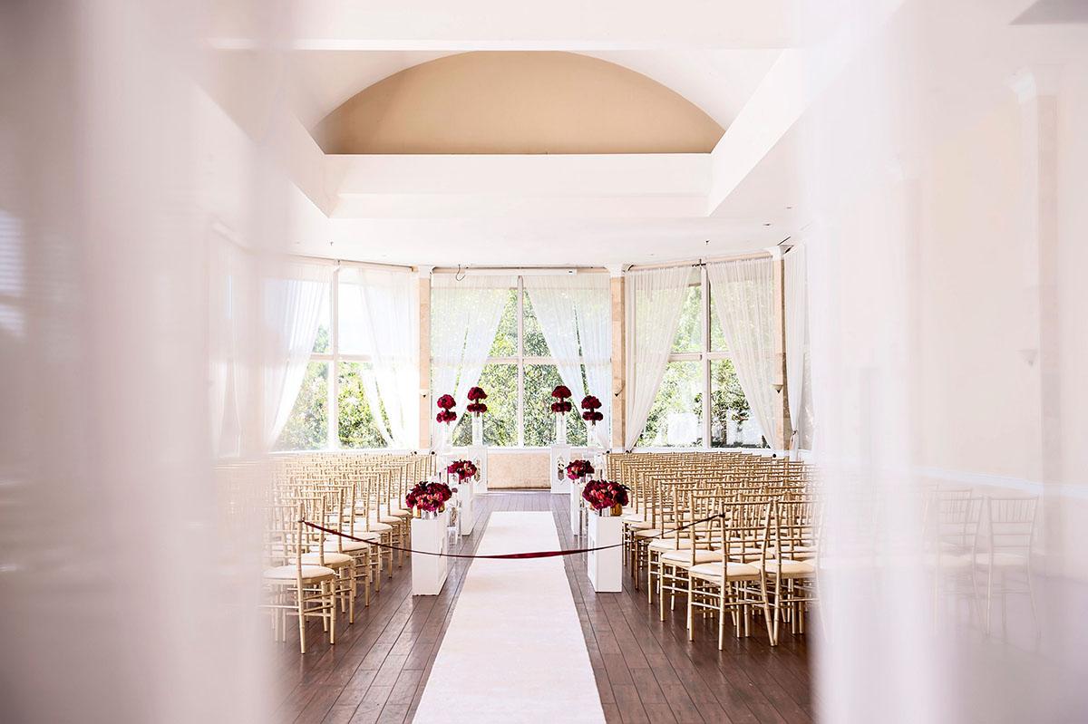 Ashley Jeremy Wedding Piedmont Room
