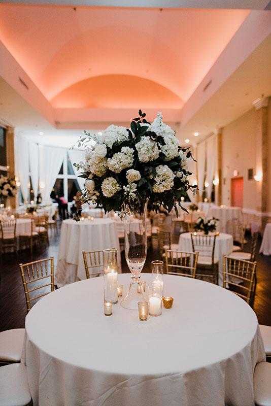 KAC Haltom Wedding flowers