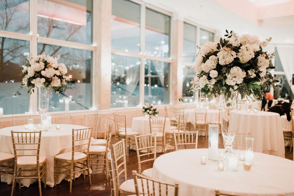 KAC Haltom Wedding reception at Atlanta