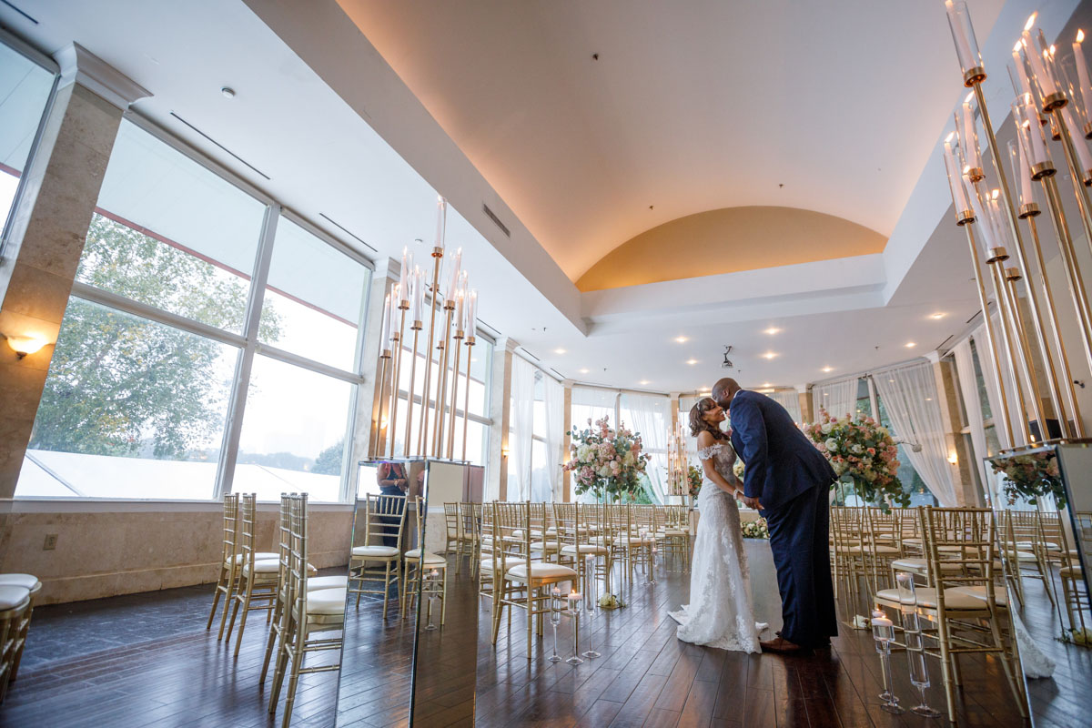 Leah Chuck Wedding Piedmont Room