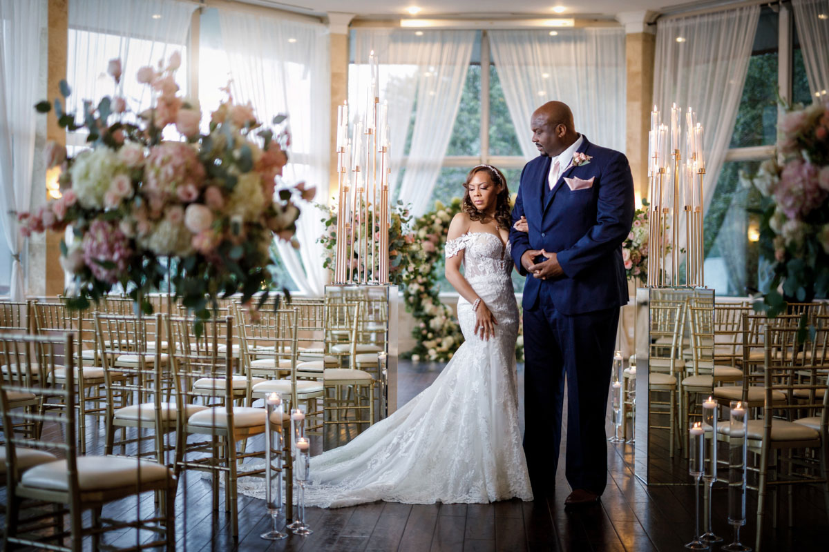 Leah Chuck Wedding Atlanta