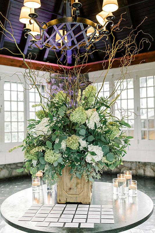wedding venue flower Atlanta