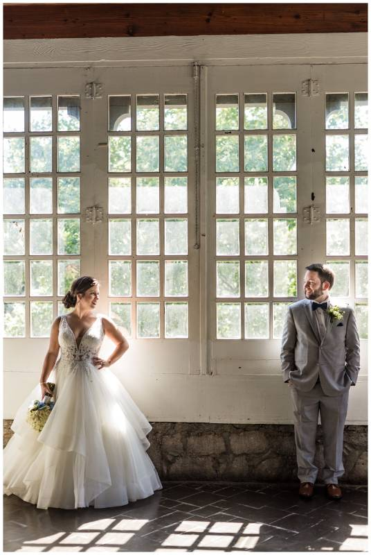 Piedmont Room Wedding