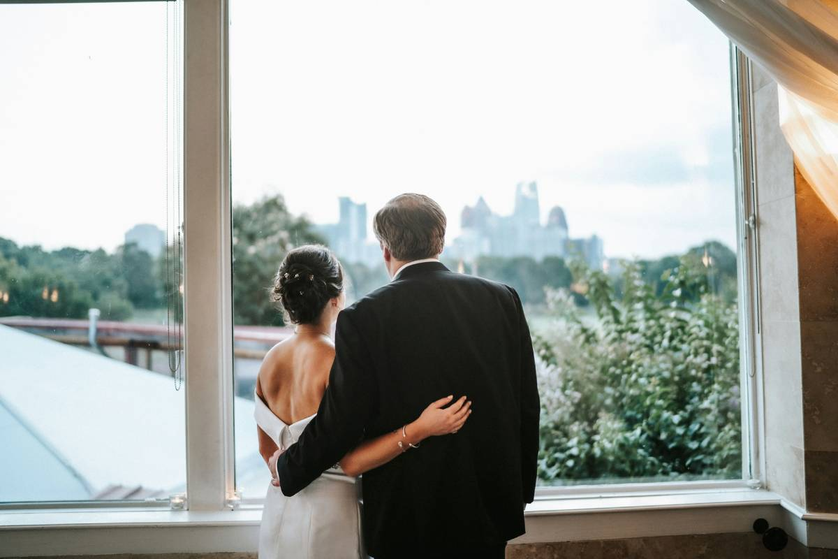 wedding piedmont park