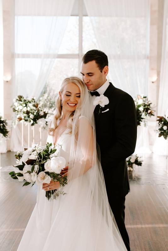 wedding at piedmont room