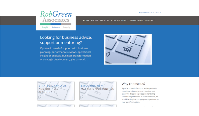 Rob Green Associates