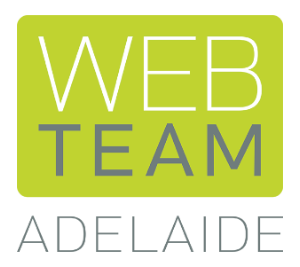 Web Team Adelaide