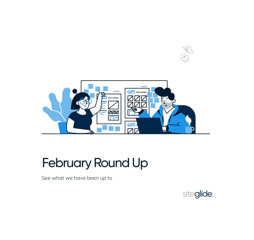 February Round Up Main Image