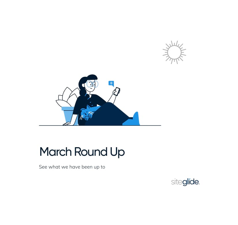 March Round Up Main Image