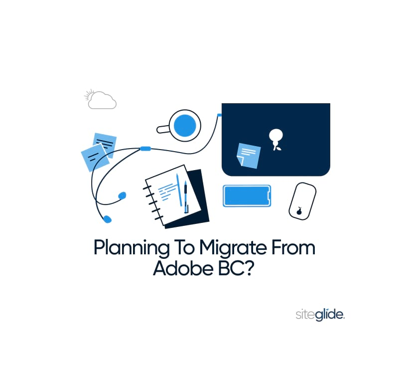 Are you planning to migrate sites?