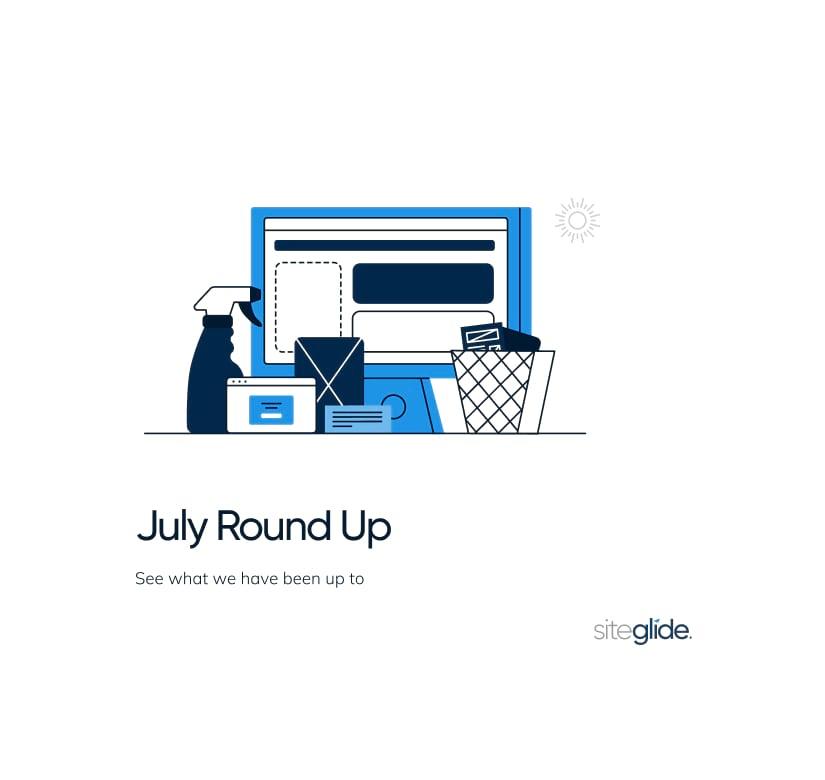 July Round Up Main Image