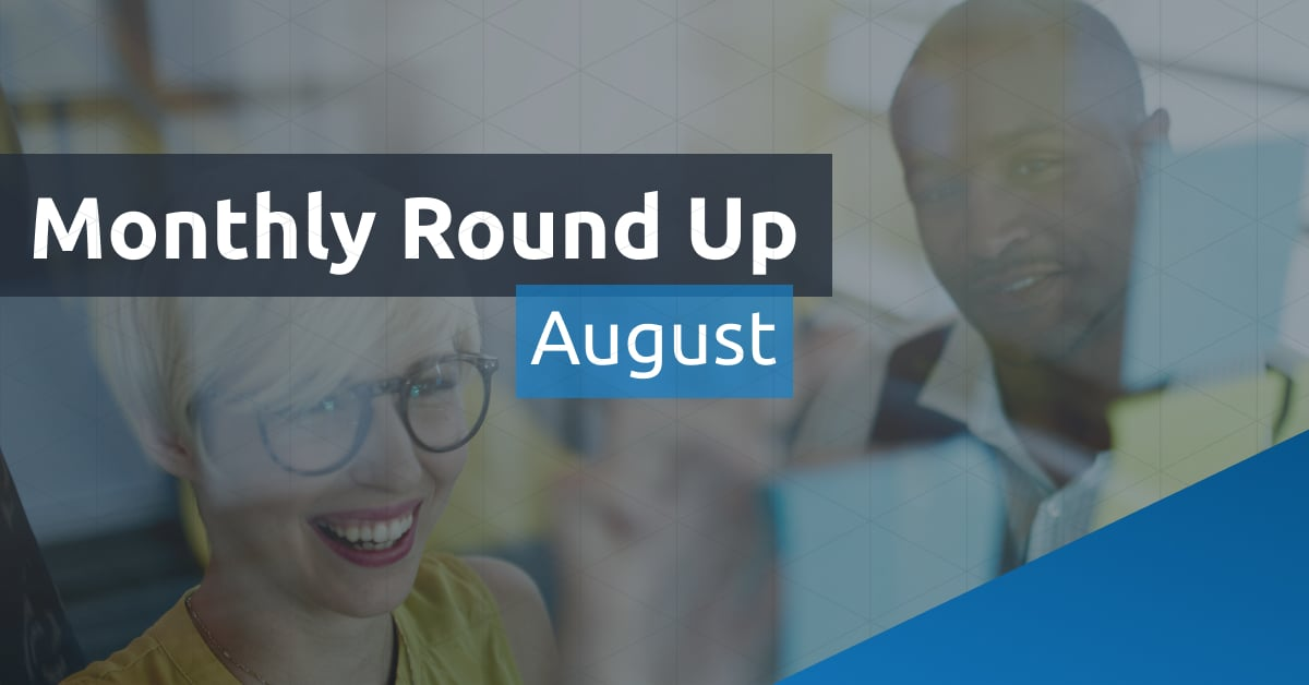 August Blog Siteglide Monthly Roundup