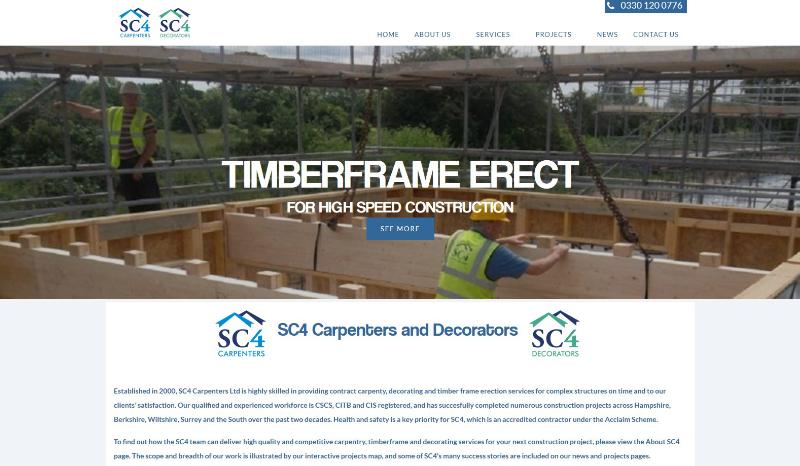 SC4 Carpenters