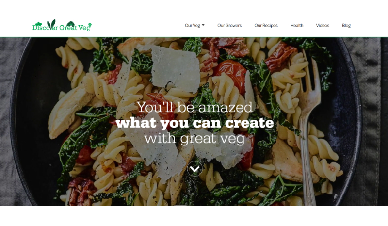 Discover Great Veg