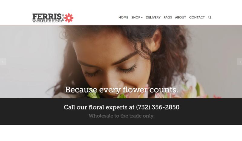 Ferris Wholesale Florist