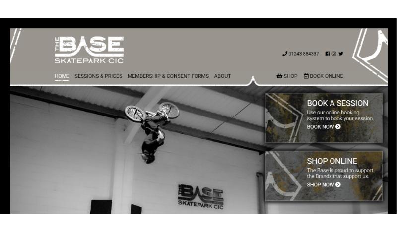Skate The Base