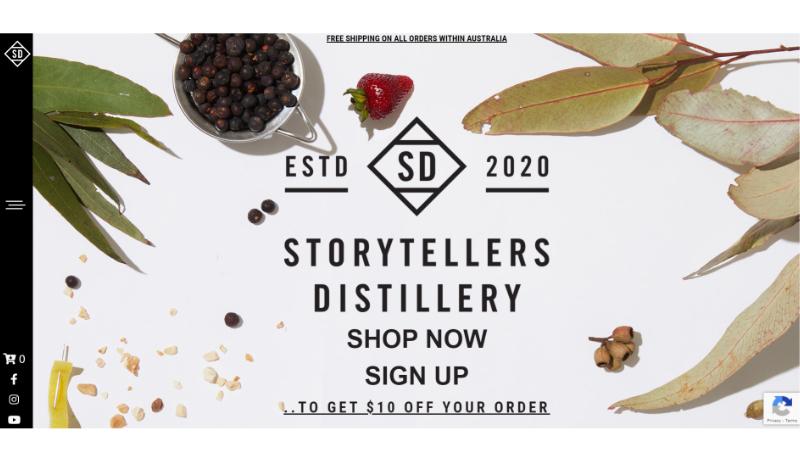 Storytellers Distillery Showcase