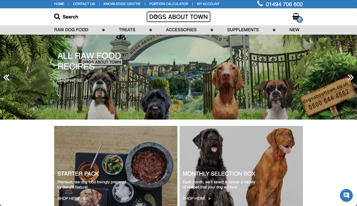 Dogs About Town Showcase