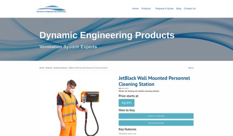 Dynamic Engineering Australia Showcase