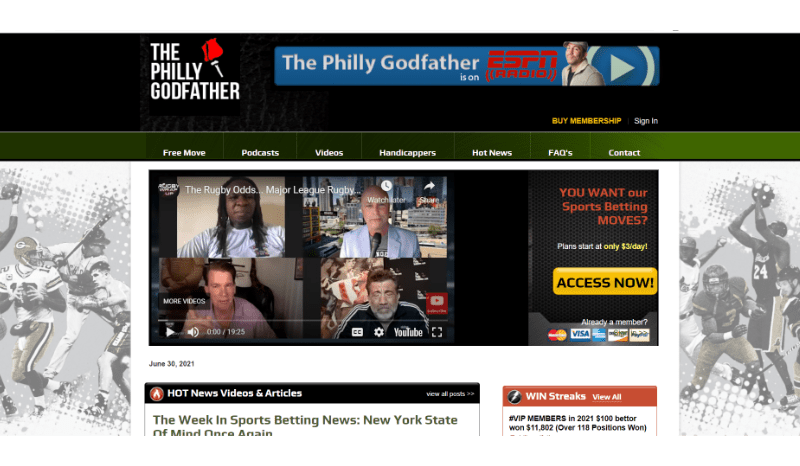 The Philly Godfather