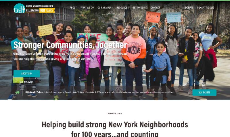 United Neighborhood Houses