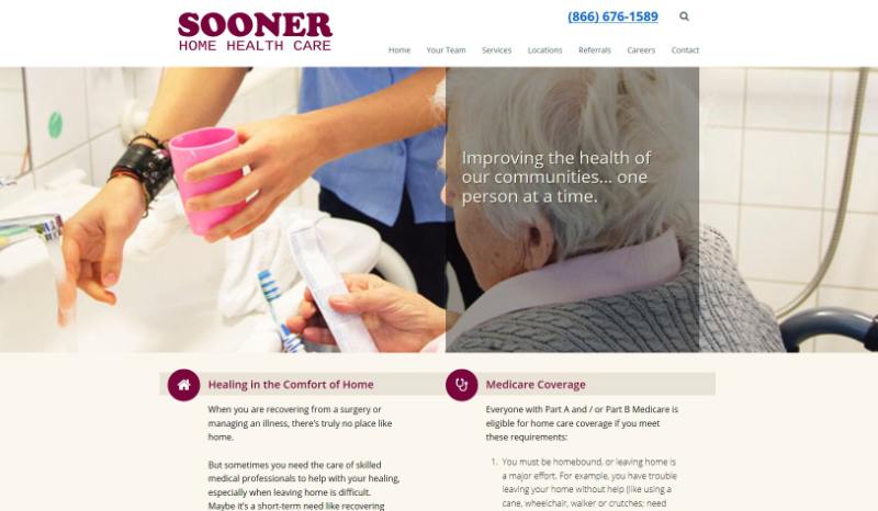 Sooner Home Health Care