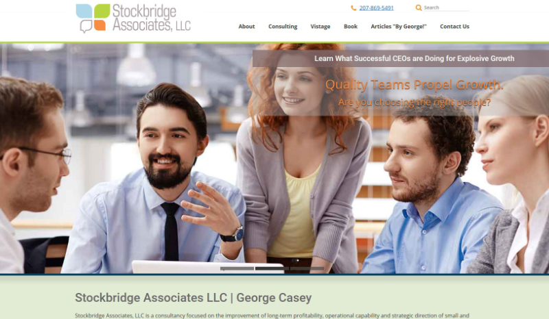Stockbridge Associates LLC