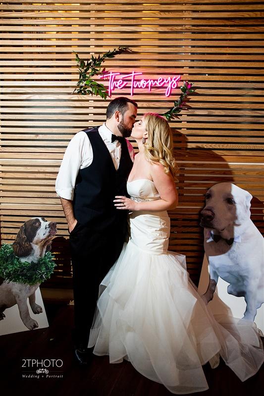 BrideGroom at atlanta wedding venues