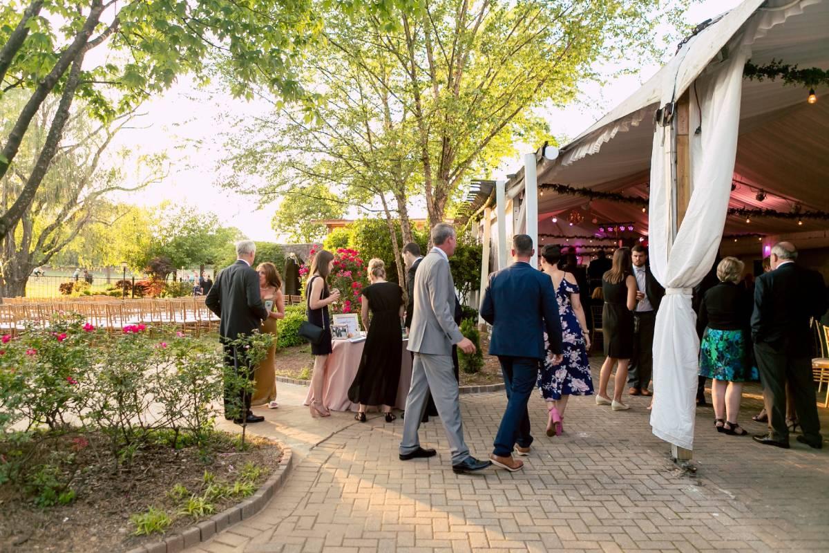 wedding at park tavern