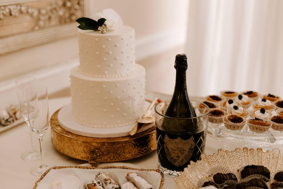 room wedding