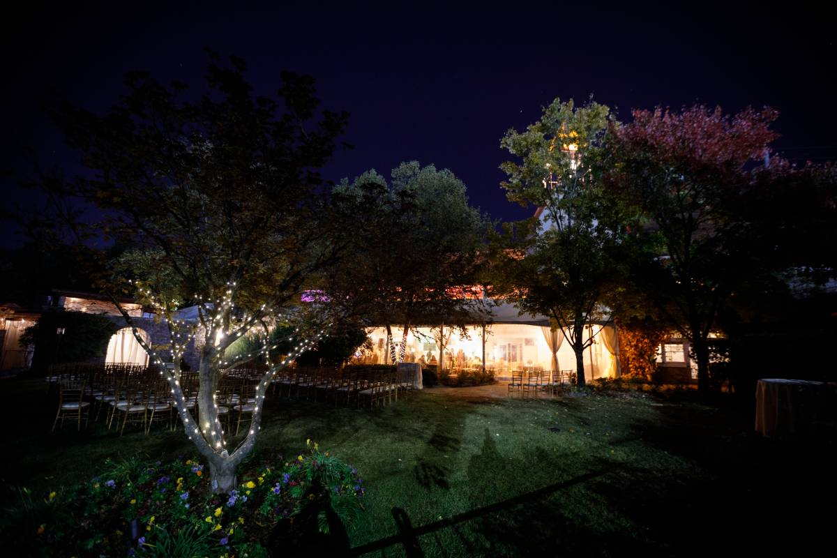 downtown event venue outdoor in atlanta