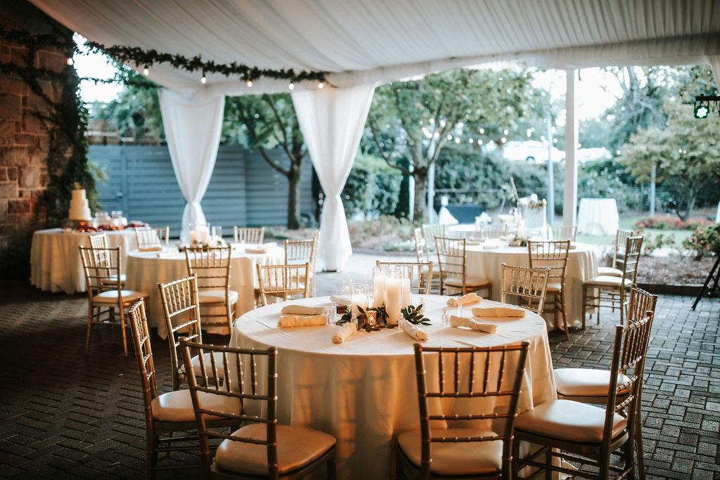 wedding at piedmont park