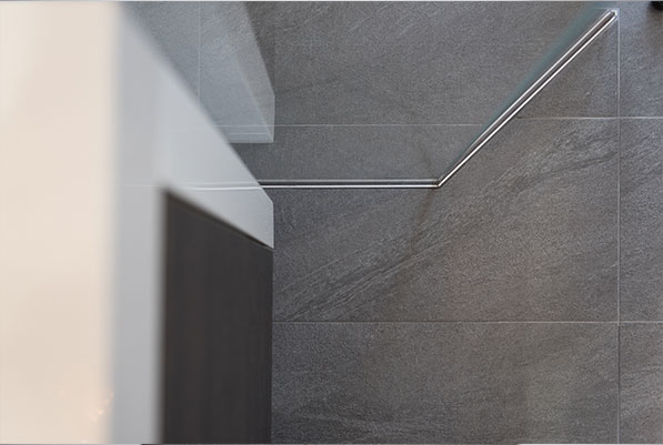 Large Format Rectangular Bathroom Floor Tiles