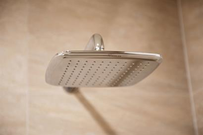 Nikles: Pearl Square Shower Head 250mm
