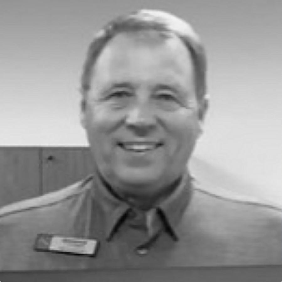 Jim Cochran Portrait