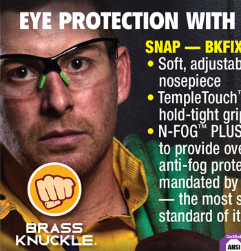 Brass Knuckle Ad