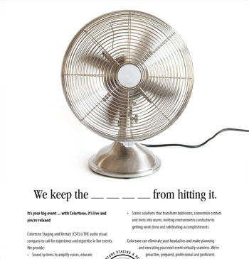 CSR Ad