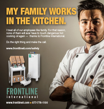 Frontline Ad