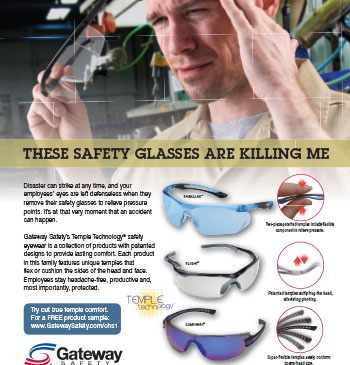 Gateway Safety Ad