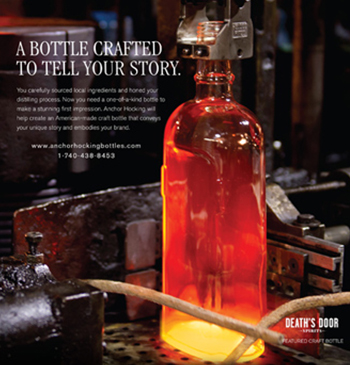 A Bottle Crafted to Tell Your Story