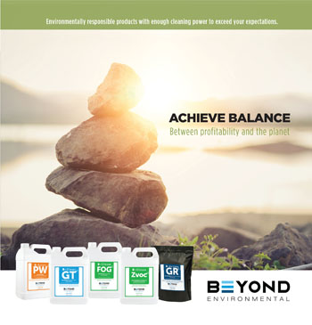 Beyond Environmental Brochure