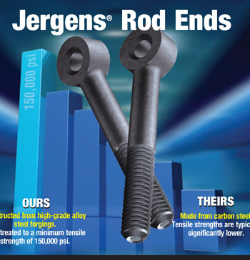 Jergens Product Sheets
