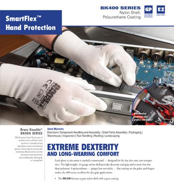 SmartFlex Hand Protection