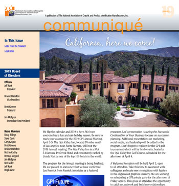 GPI Digital Newsletter