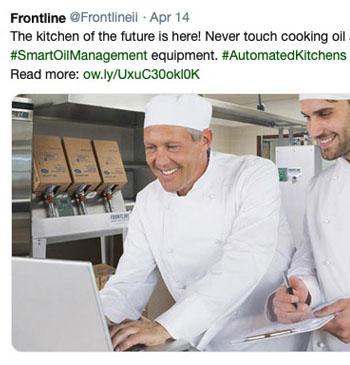 Frontline Social Media