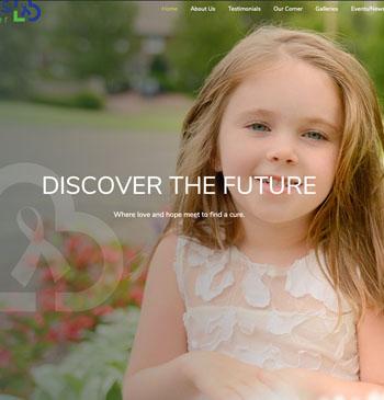 Elise's Corner Website