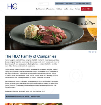 HLC website